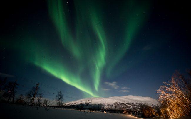 Northern Light Abisko