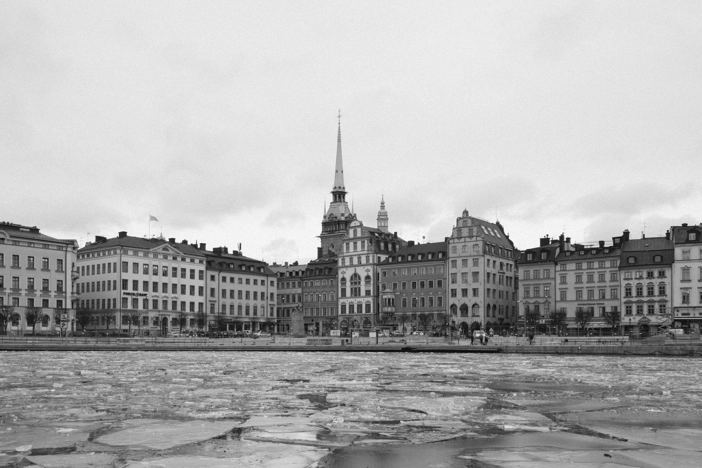 Winter Stockholm