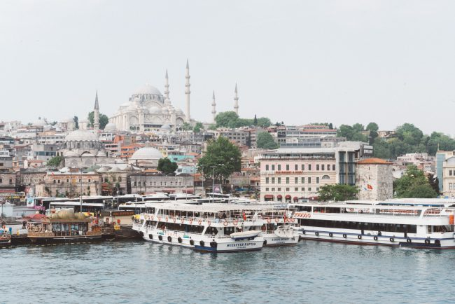 Istanbul Old town