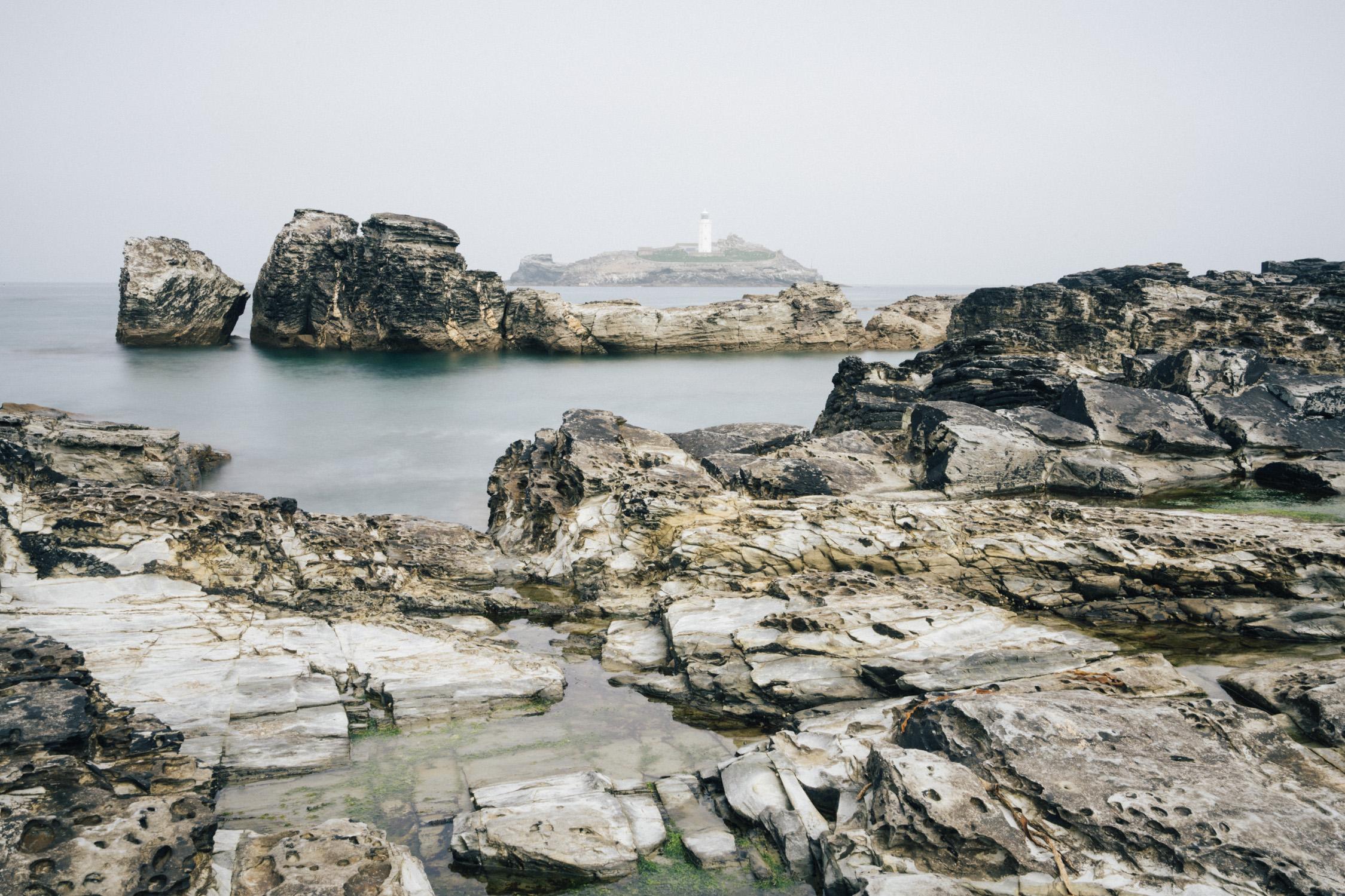 Cornwall lighthouse