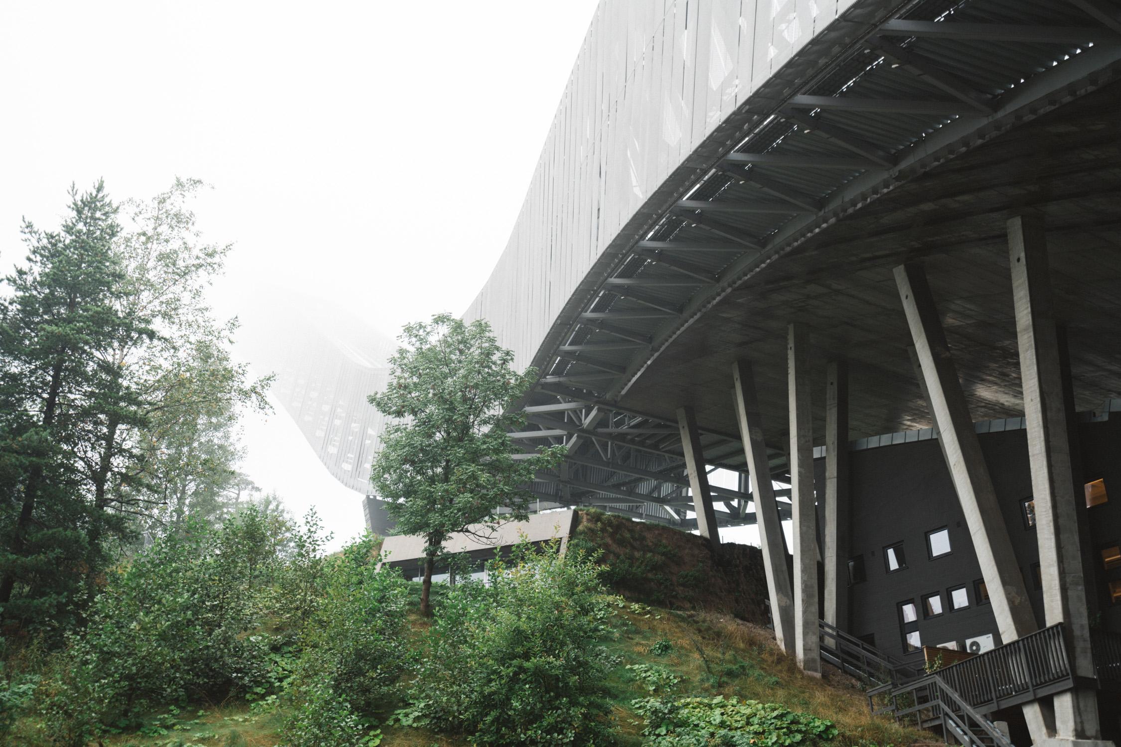 Holmenkollen Ski Museum