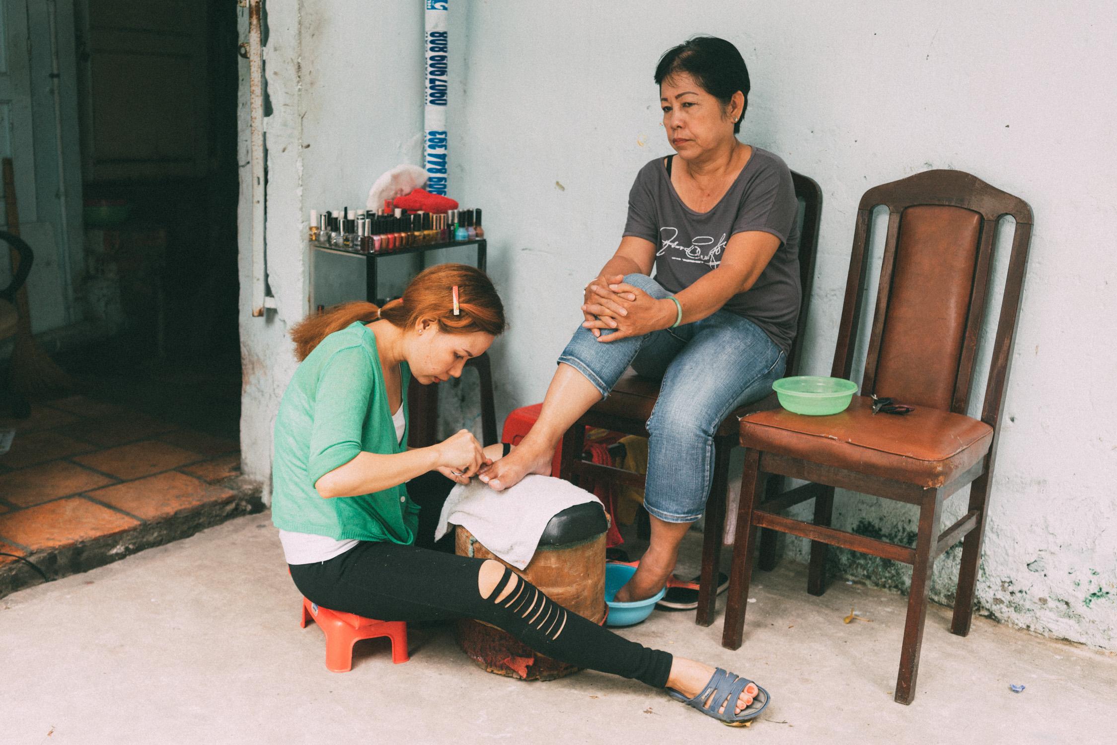 people of HCMC