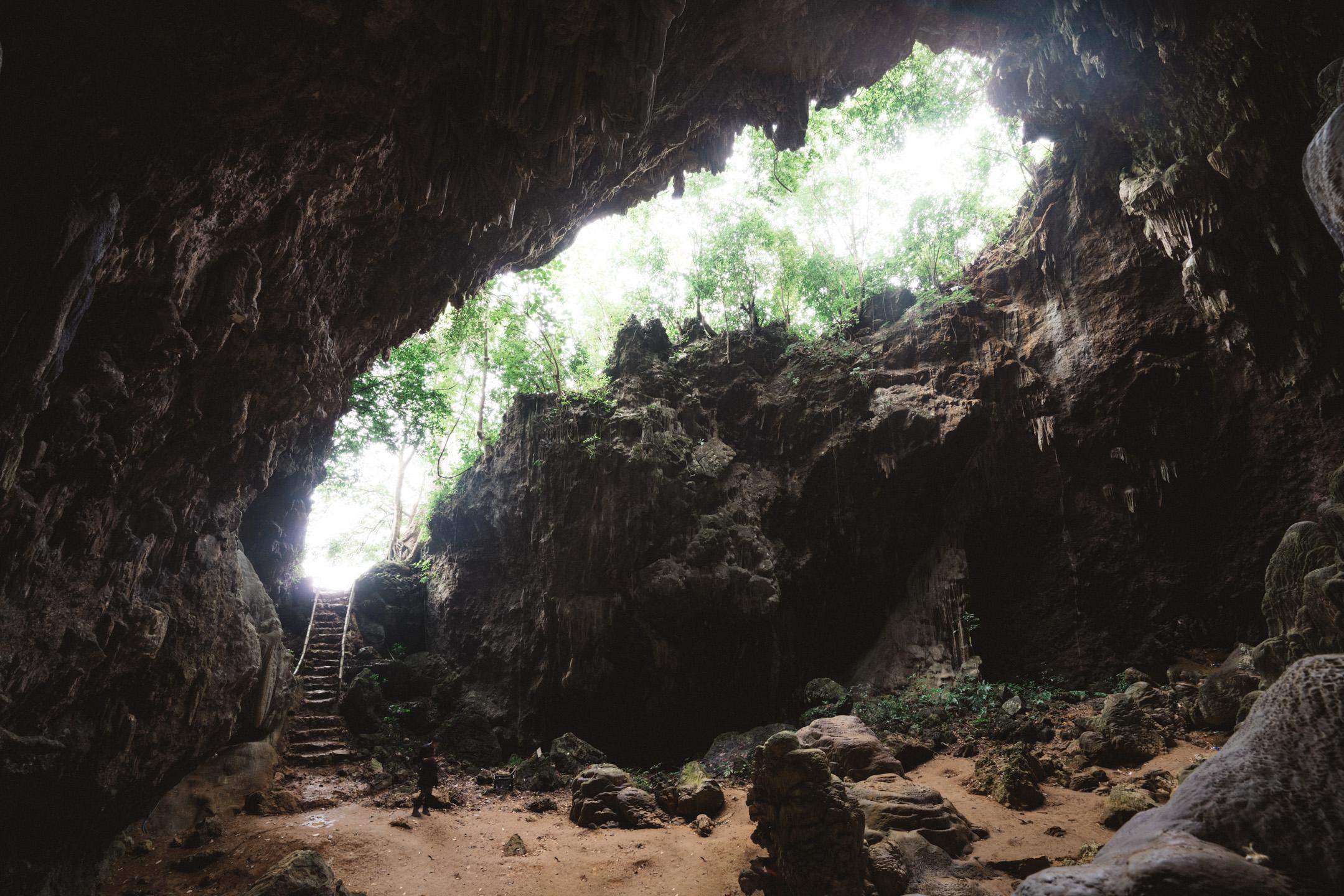 Cave Mai Chau