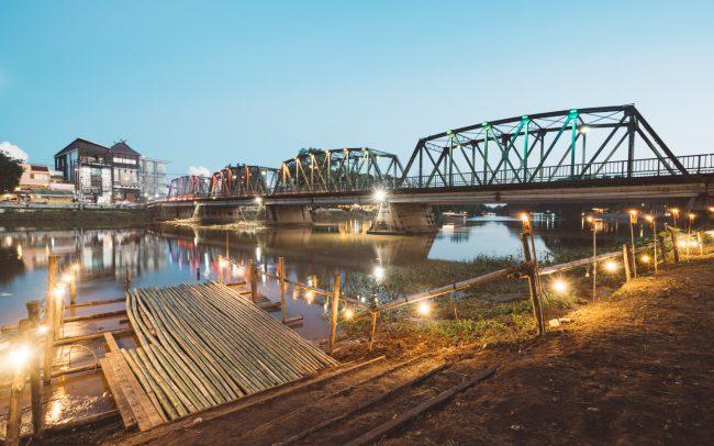 Chiang Mai Bridge
