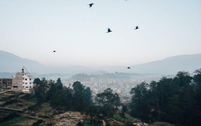 Kathmandu landscape