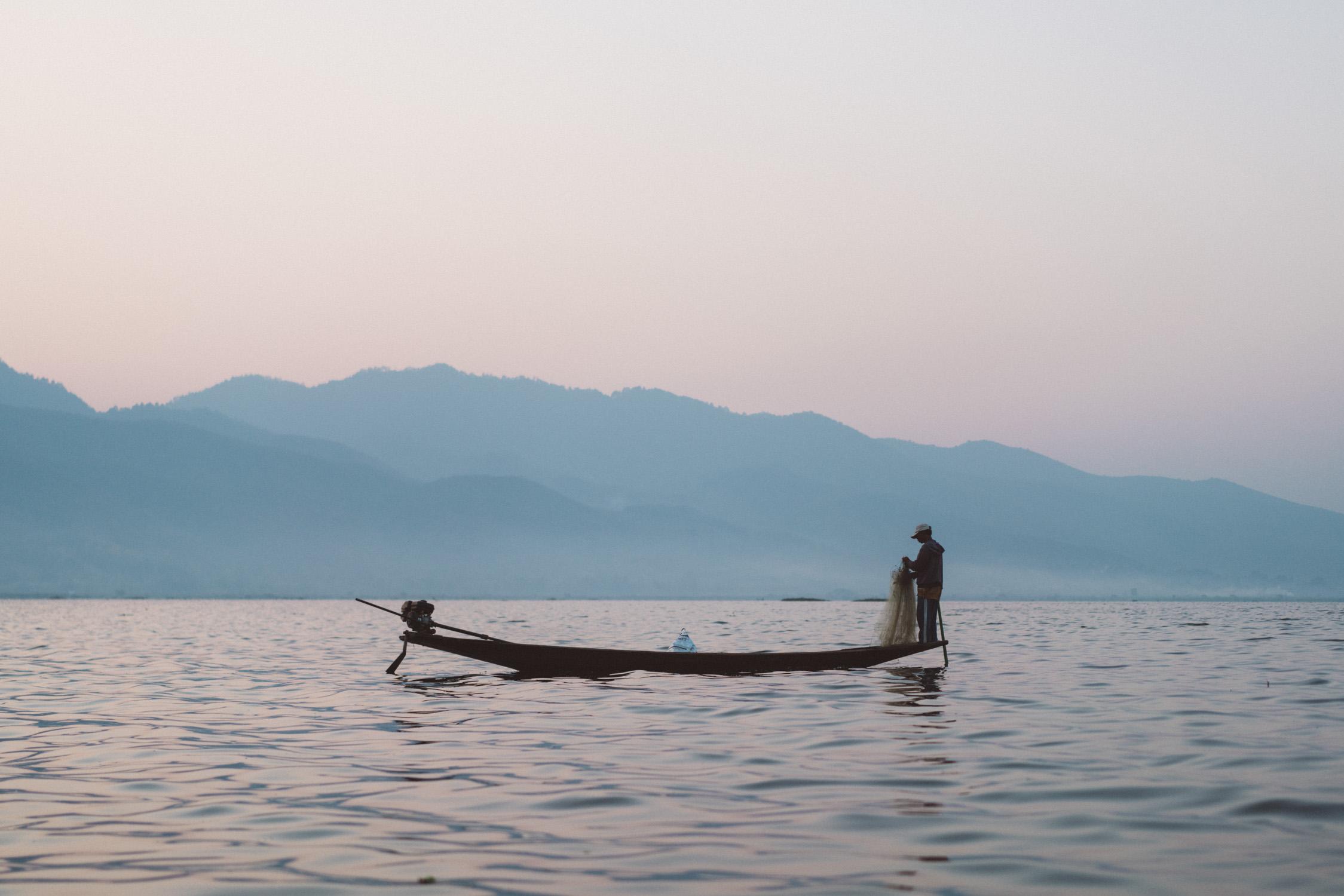 fisherman [David Tan]