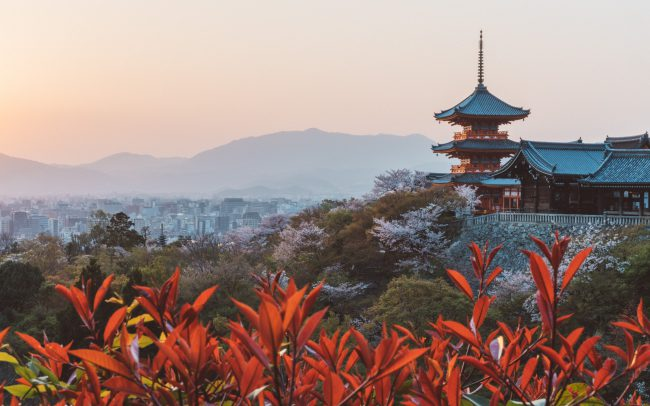 Kiyomizu-dera kyoto [David Tan]