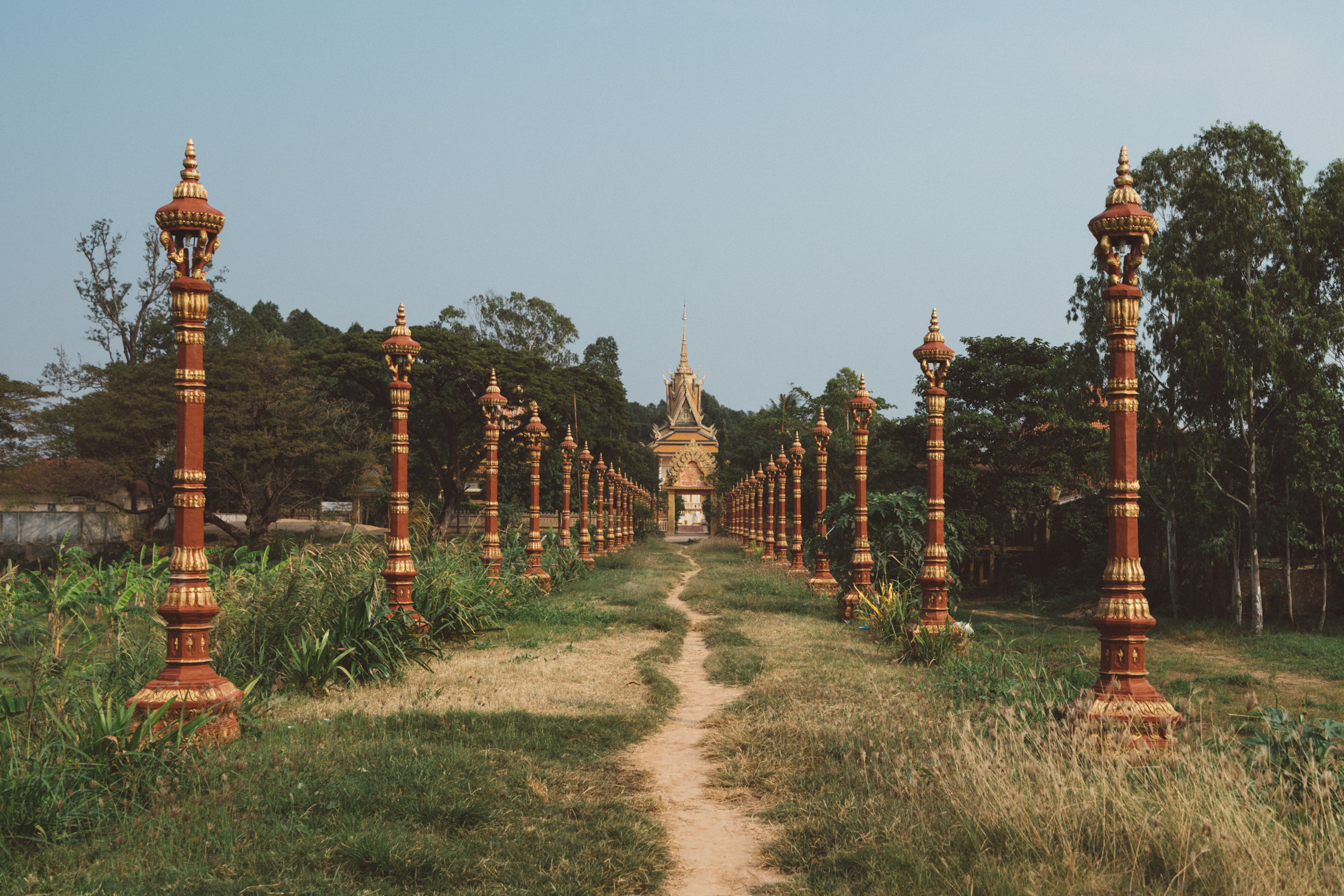 Island near Phnom penh [David Tan]