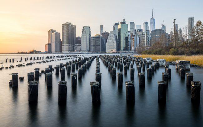 Brooklyn park bridge New York [David Tan]
