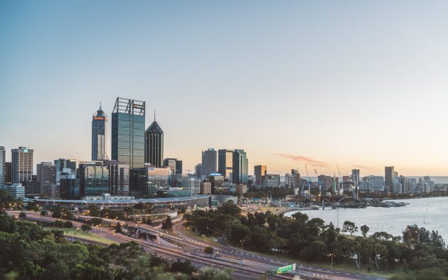 Perth Skyline [David Tan]