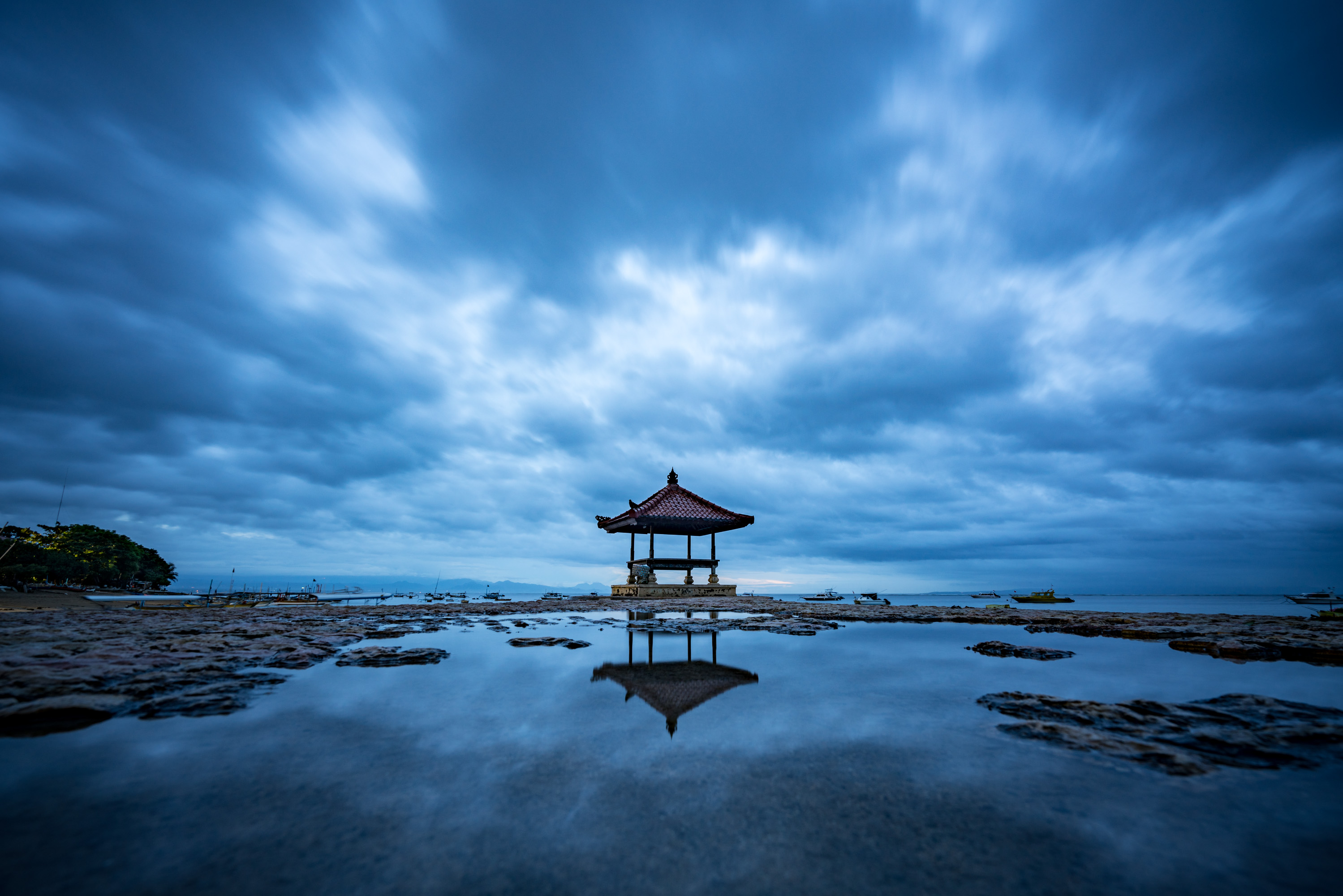 house in Bali Beach [David Tan]