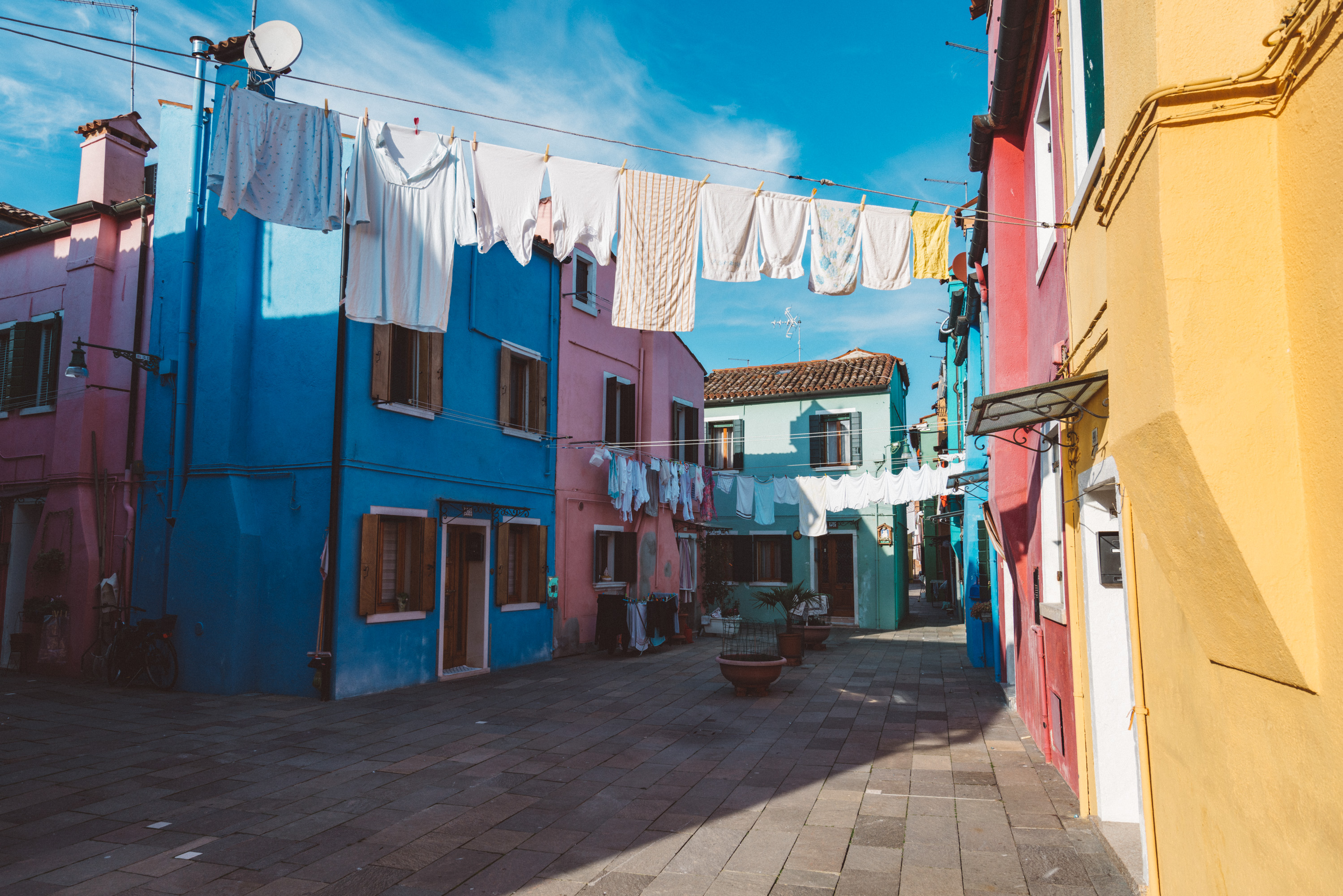 Buildings colours, Burano [David Tan]